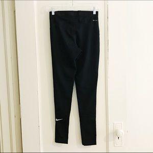 Nike Pants - NWT Nike Pro Dri-Fit Black Hyperwarm Tights